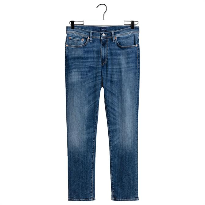 GANT Maxen Extra Slim Fit Active-Recover Jeans