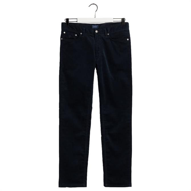 GANT Slim Fit Cord Jeans AW20