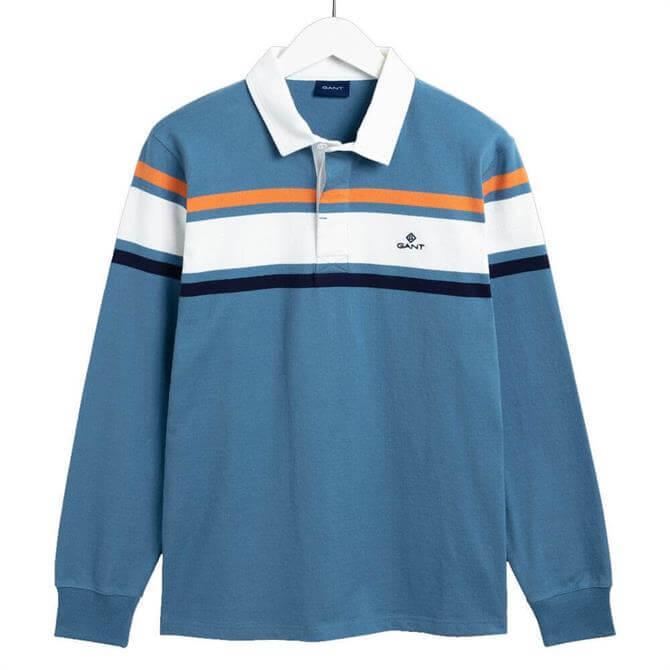 GANT Chest Stripe Heavy Rugger Shirt
