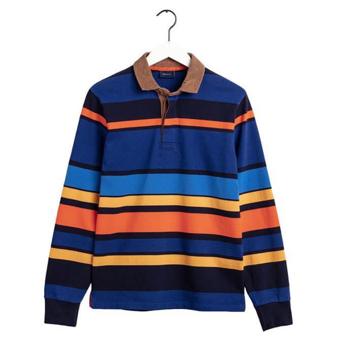 GANT Multi-Stripe Heavy Rugger Shirt