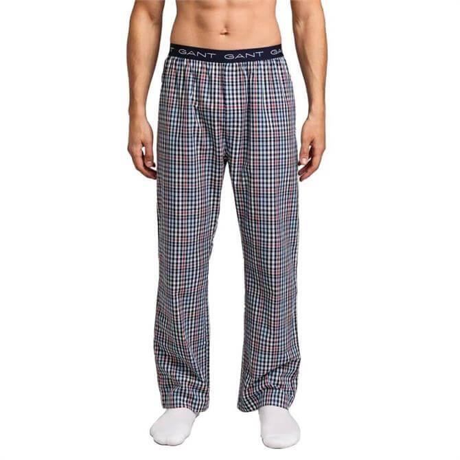 GANT Big Check Pyjama Pants