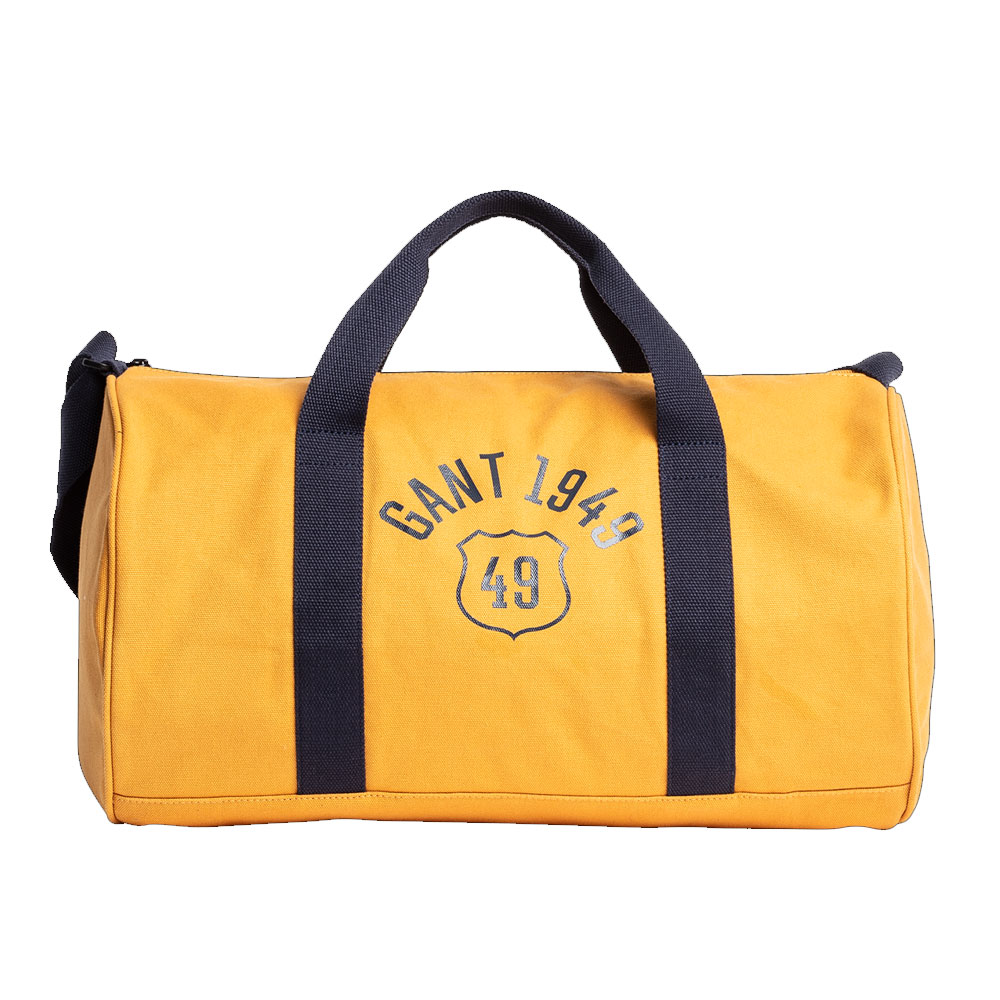 An image of GANT Collegiate Bag - O/S, IVY GOLD