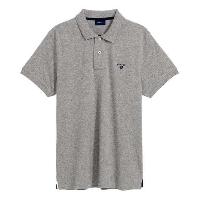 GANT Contrast Collar Polo Shirt AW19
