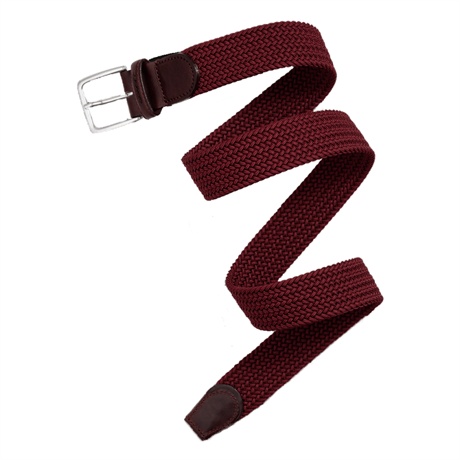 GANT Elastic Braid Belt AW19