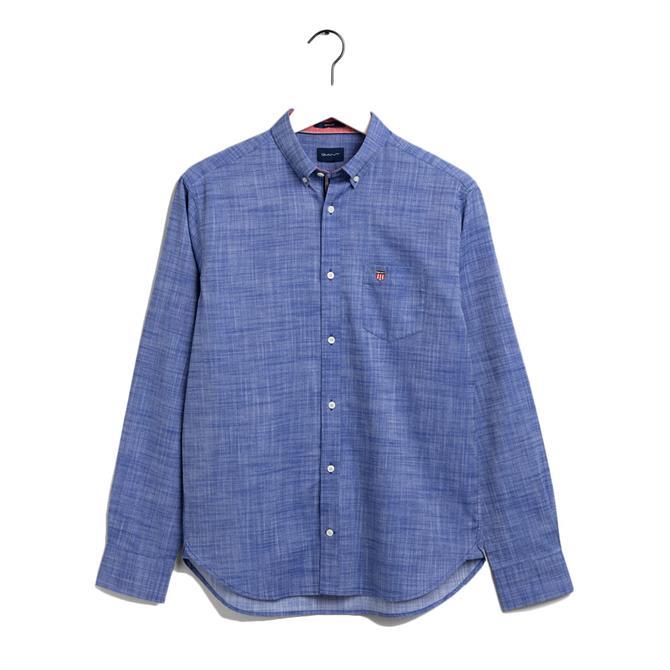 GANT Cotton Twill Slub Shirt