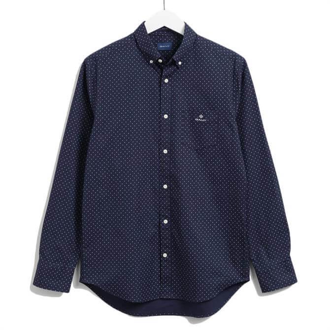 GANT Micro Paisley Oxford Shirt