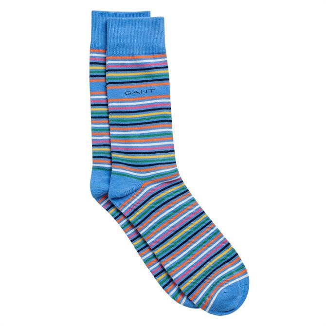 GANT Mini Multi Stripe Socks