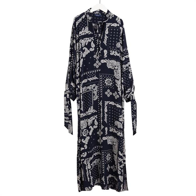 GANT Paisley Print Dress
