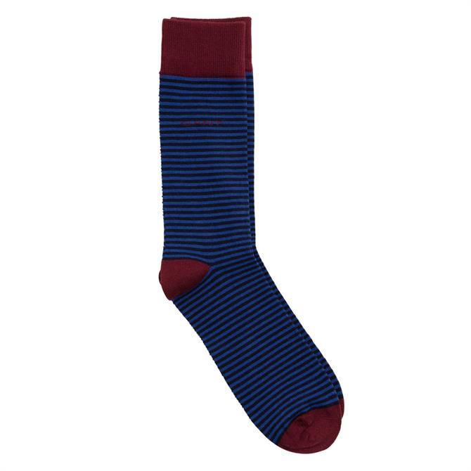 GANT Fine Striped Socks