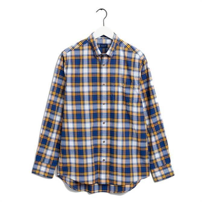 GANT Washed Check Shirt