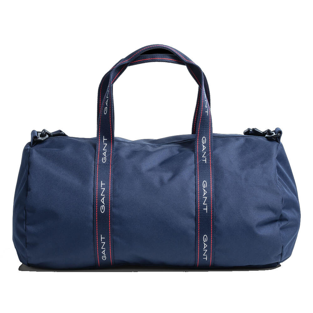 An image of GANT Gym Bag - O/S, EVENING BLUE