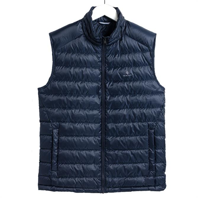GANT Light Down Gilet