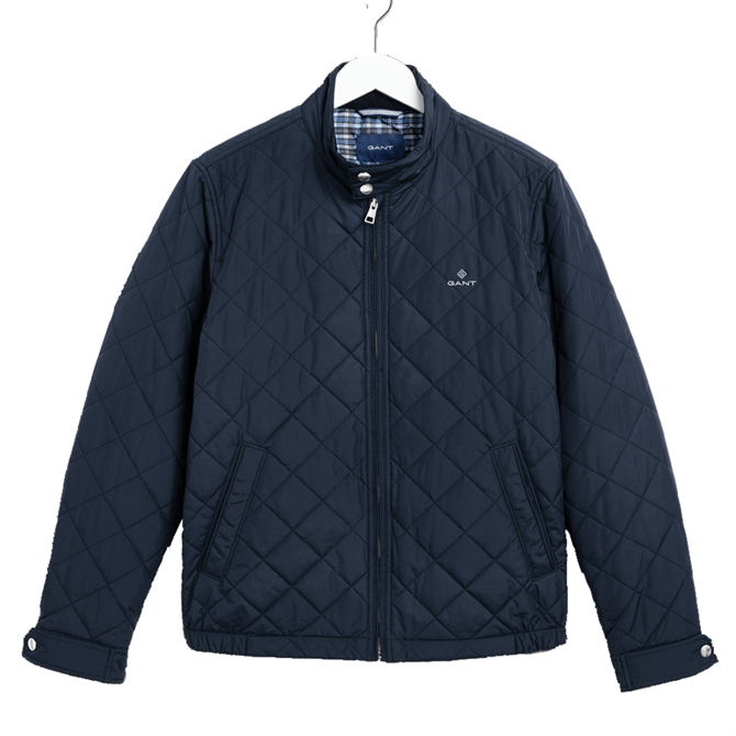 GANT Quilted Windcheater Jacket AW19