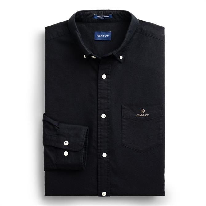 GANT Regular Fit Beefy Oxford Shirt