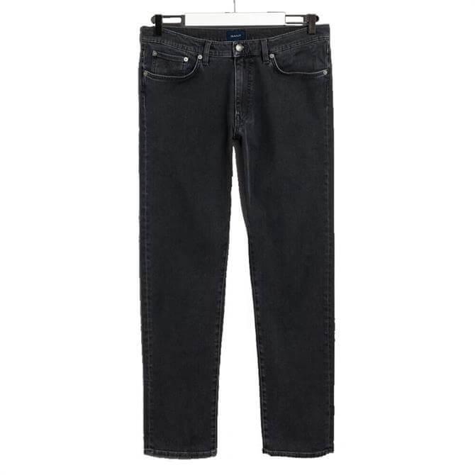 GANT Slim Fit Gray Jeans