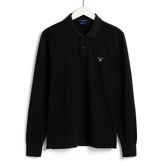 GANT The Original Piqué Long Sleeve Rugger