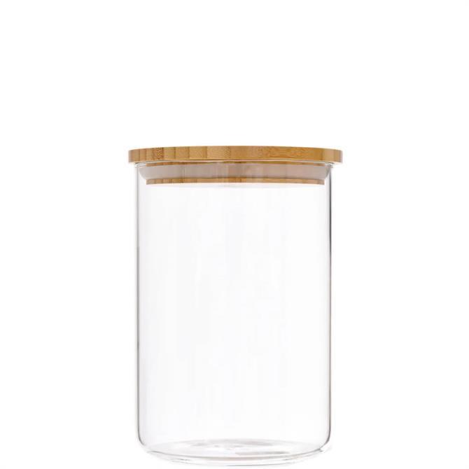 Garden Trading Audley Medium Storage Jar with Bamboo Lid