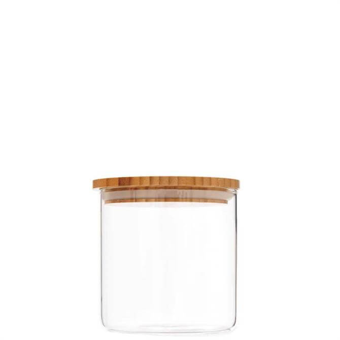 Garden Trading Audley Small Storage Jar with Bamboo Lid