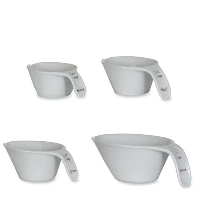 Garden Trading Rialto Porcelain Set of 4 Measuring Cups
