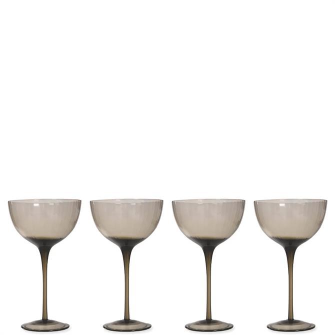 Garden Trading Berkeley Set of 4 Cocktail Glasses