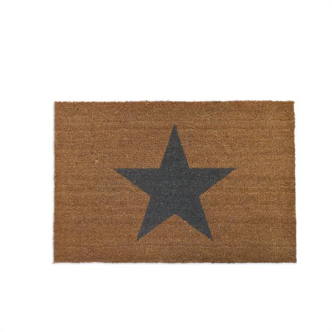Garden Trading Natural Star Large Doormat