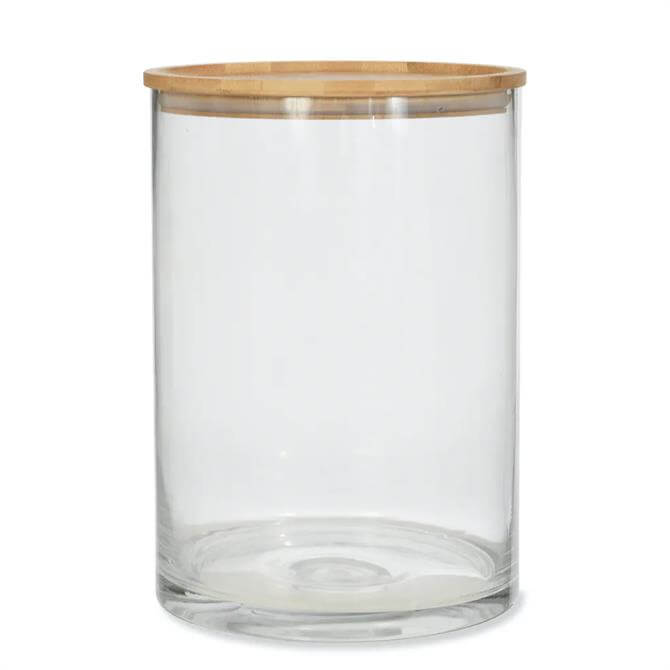 Garden Trading Audley XXL Storage Jar with Bamboo Lid