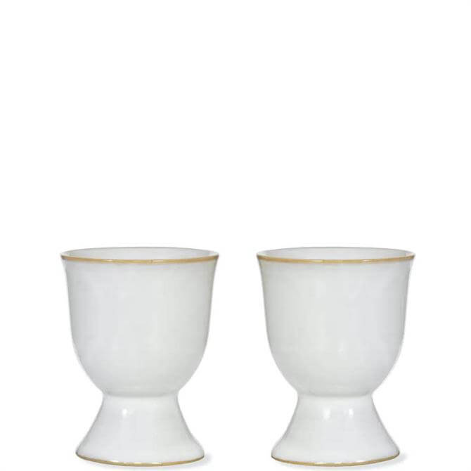 Garden Trading Pair of Ithaca Egg Cups