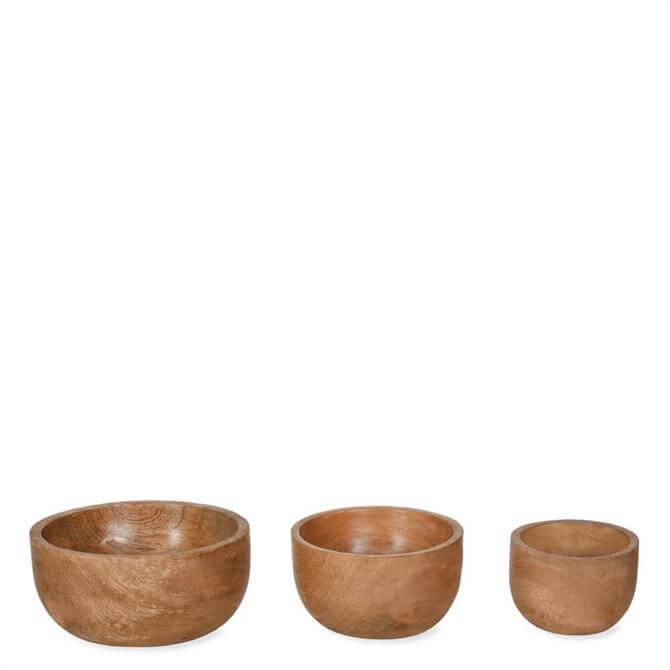 Garden Trading Set of 3 Midford Bowls