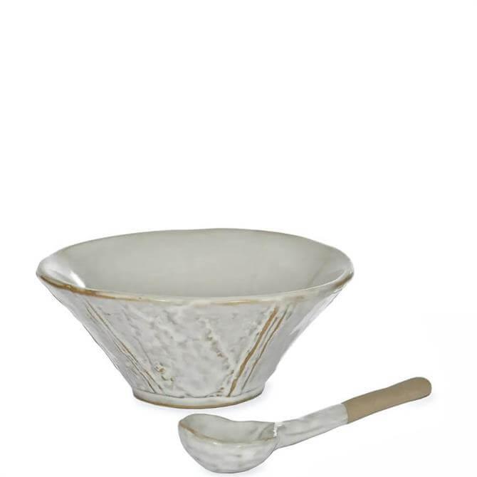 Garden Trading Ithaca Meze Bowl & Spoon