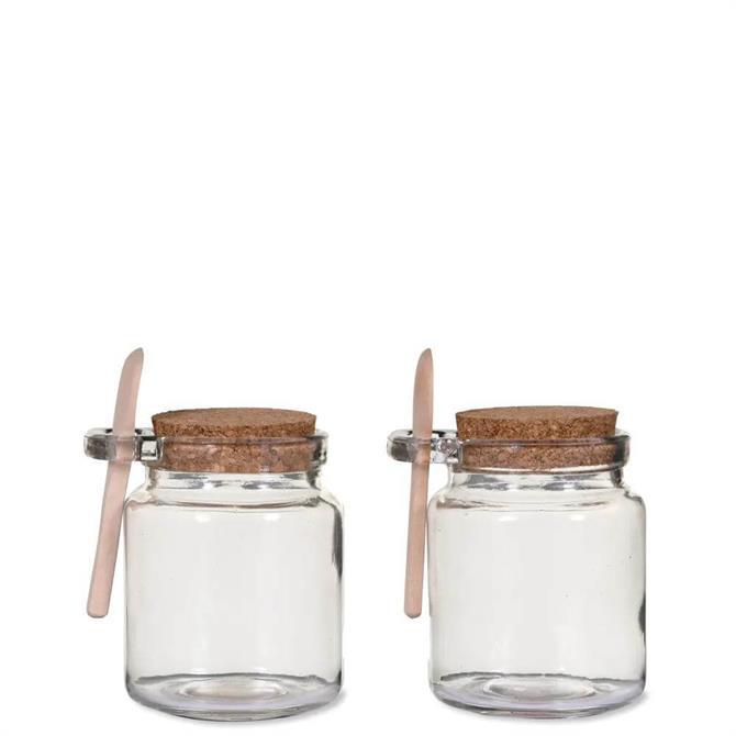 Garden Trading Set of 2 Sprinkle Jars