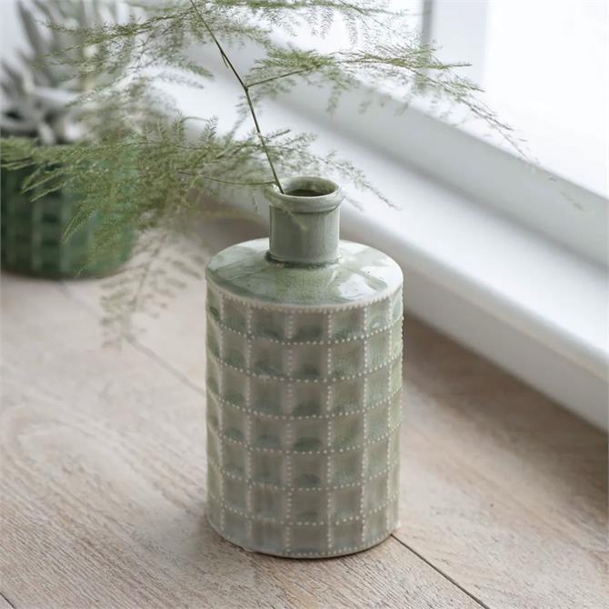 Sorrento Bottle Vase Large Sage