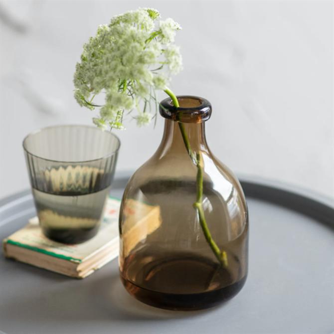 Garden Trading Clearwell Bottle Vase