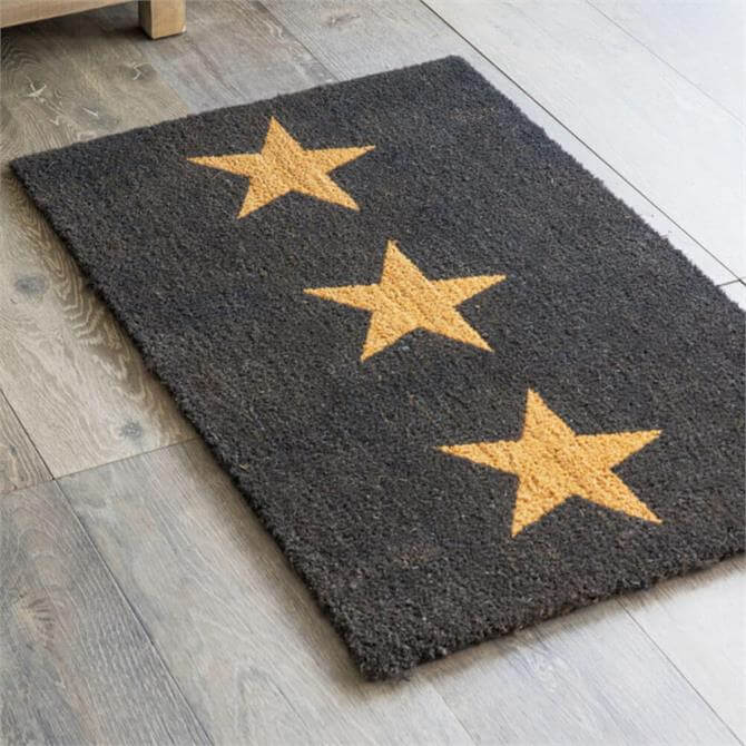 Garden Trading Large 3 Star Doormat