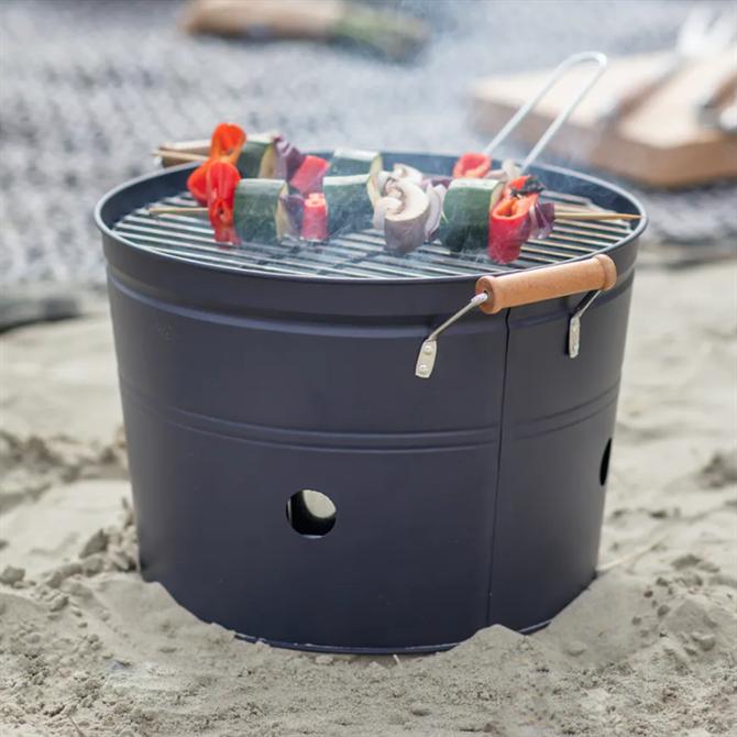 Garden Trading Carbon Burnsall Bucket BBQ