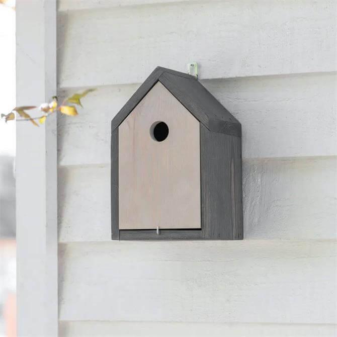 Shetland Wooden Bird House