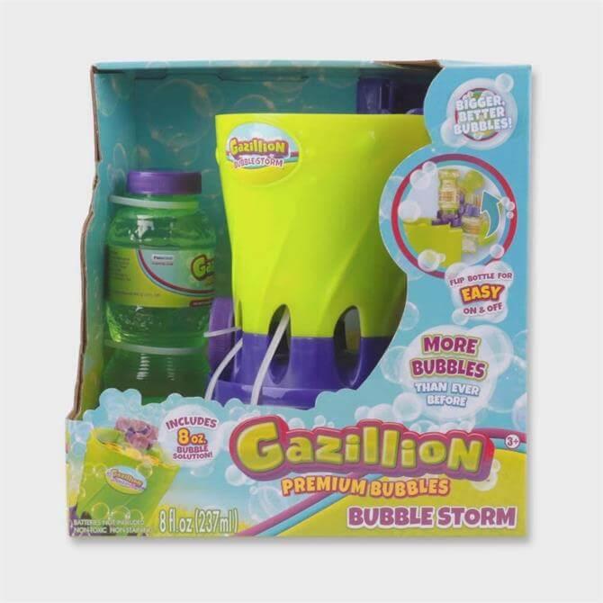 Gazillion Bubbles Bubble Storm Machine
