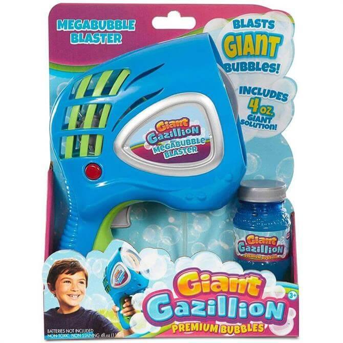 Gazillion Bubbles Giant Megabubble Blaster