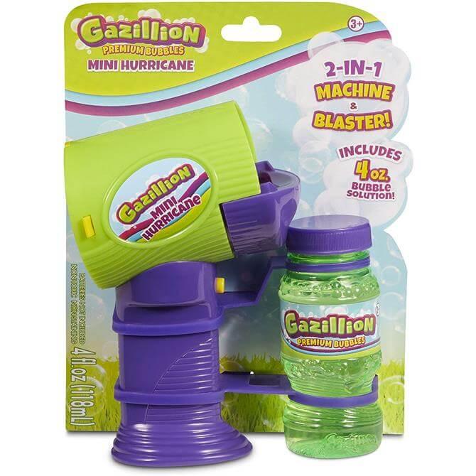 Gazillion Bubbles Mini Hurricane Bubble Machine