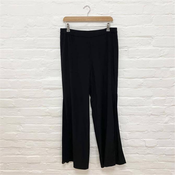 Gerry Weber Black Wide Leg Trousers