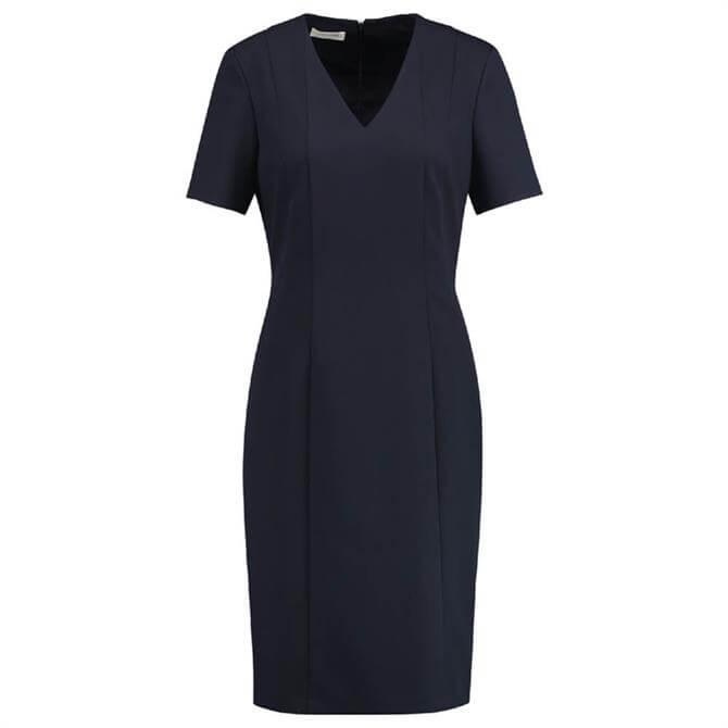 Gerry Weber Fitted Short Sleeve Dress