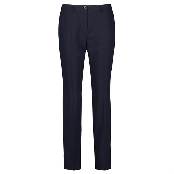 Gerry Weber Pressed Pleat Tapered Trouser