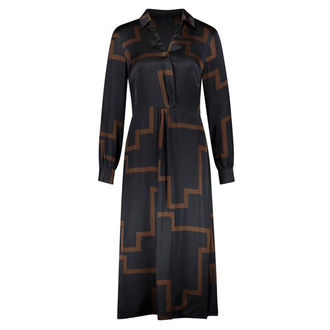 Gerry Weber Graphic Pattern Shirt Dress
