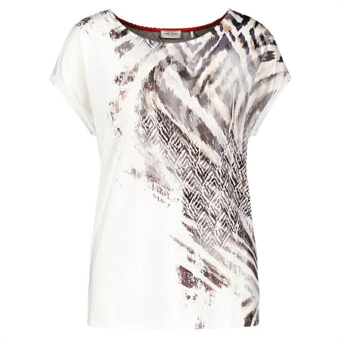 Gerry Weber Abstract Sahara Print T-Shirt