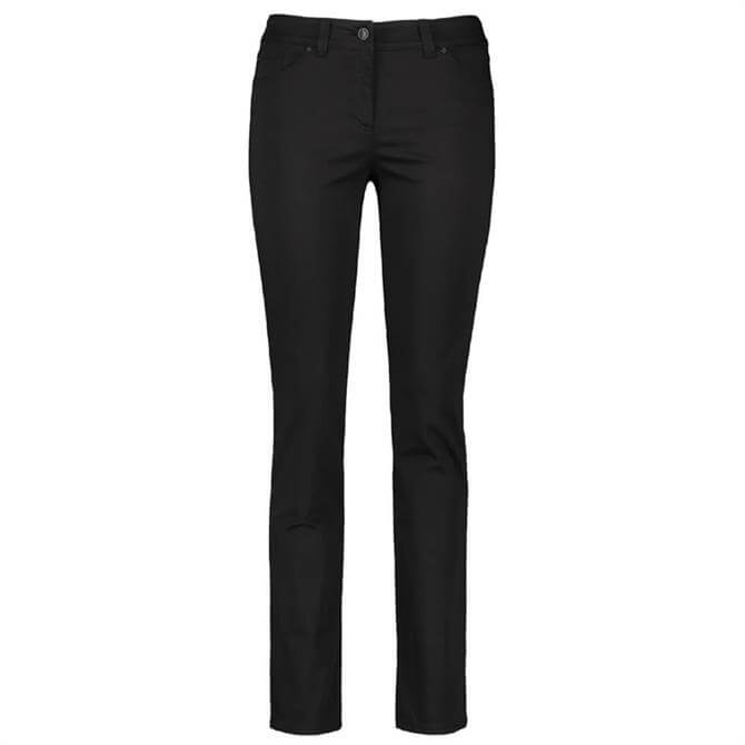 Gerry Weber Best4Me Slim Fit Black Jeans