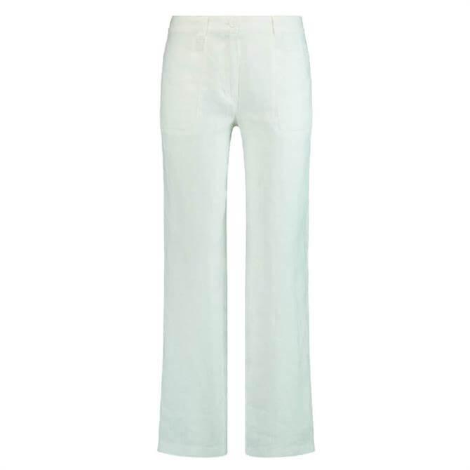 Gerry Weber Classic Linen Trousers