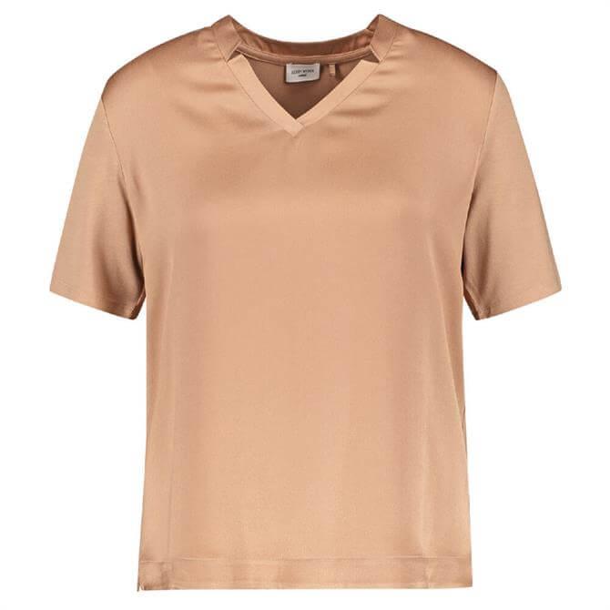 Gerry Weber Cut-Out Neckline T-Shirt