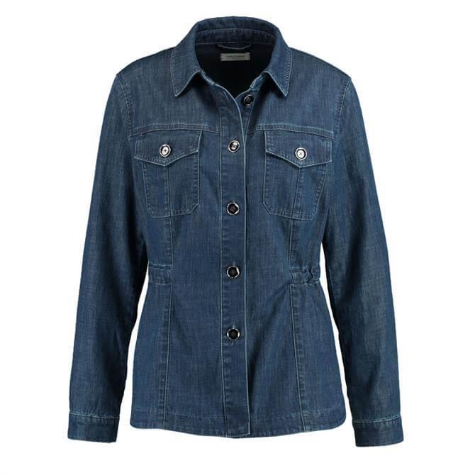 Gerry Weber Denim Shirt Jacket