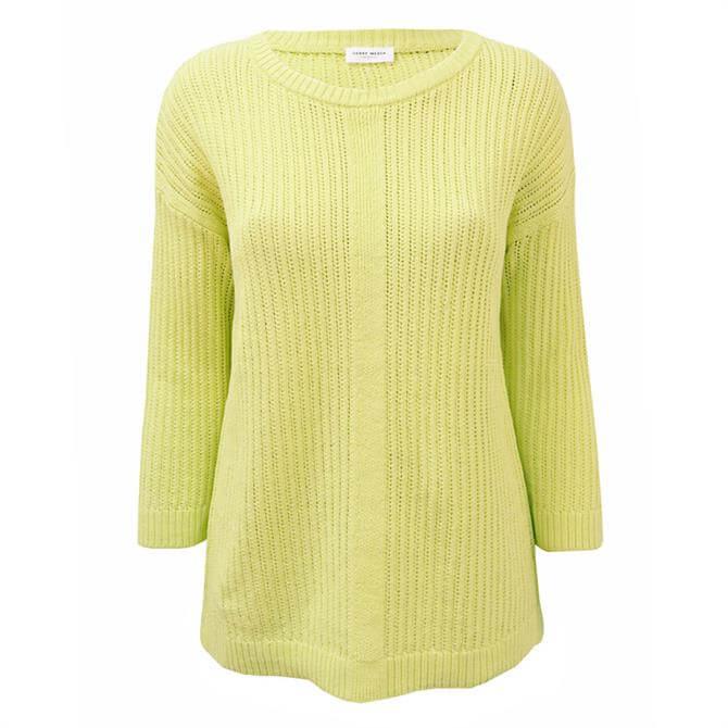 Gerry Weber Fine Knit Round Neck Sweater