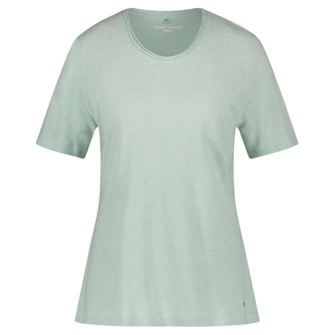 Gerry Weber Linen Blend T-Shirt