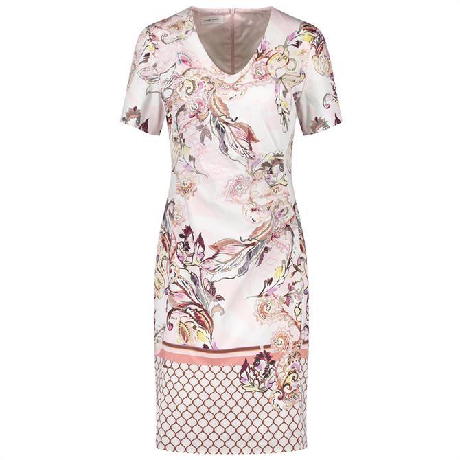 Gerry Weber Mixed Floral Shift Dress